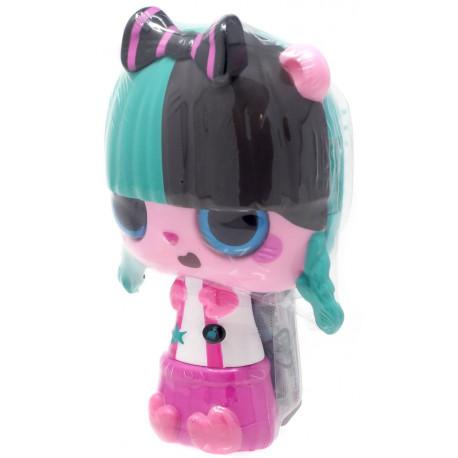 MGA Entertainment Pop Pop Hair Surprise LALECZKA NIESPODZIANKA Z WŁOSAMI I SZCZOTKĄ NR 1 5626657