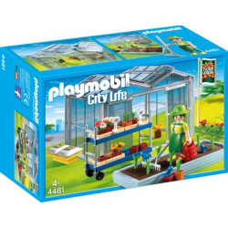 PLAYMOBIL 4481 City Life SZKLARNIA