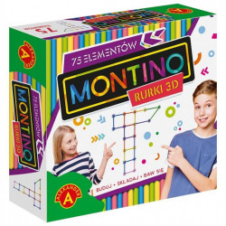ALEXANDER MONTINO RURKI 3D 75 elementów 2278