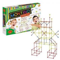 ALEXANDER MONTINO RURKI 3D 310 elementów 2279