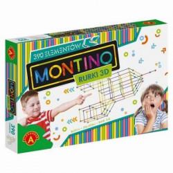 ALEXANDER MONTINO RURKI 3D 390 elementów 2280