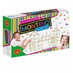 ALEXANDER MONTINO RURKI 3D 470 elementów 2269