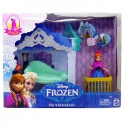 Mattel - CJV52 - BDK34 - Disney - Kraina Lodu - Magiczny Pałacyk Anny