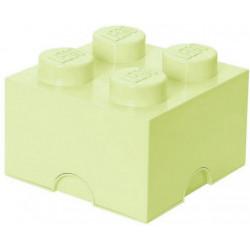 LEGO Pojemnik 4 na Zabawki Pastelowa Zieleń