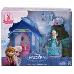 Mattel - CJV52 - CCX95 - Disney - Kraina Lodu - Magiczny Pałacyk Elsy