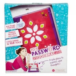 Mattel - CLP41 - My Password - Pamiętnik Na Hasło - Aktywowany Głosem