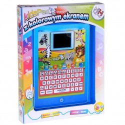 HH Poland - 82012 - KidsPad - Tablet z Kolorowym Ekranem LCD