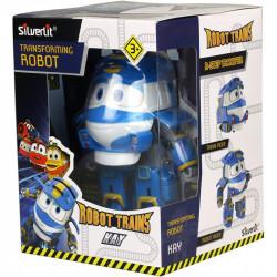 Silverlit Robot Trains TRANSFORMUJĄCY KAY 80174
