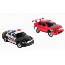 Happy People AUTO AKCJA POLICYJNA DRIFT RACER 38011
