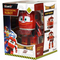 Silverlit Robot Trains TRANSFORMUJĄCY ALF 80174
