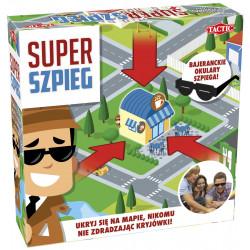TACTIC Gra Rodzinna SUPER SZPIEG 55967