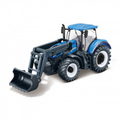 Bburago NEW HOLLAND Traktor-Koparka 6304