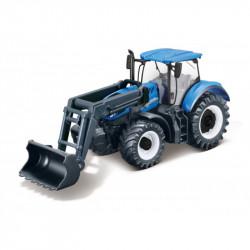 Bburago NEW HOLLAND Traktor-Koparka 6304
