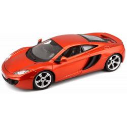 Bburago Metalowy Pojazd McLaren 12C Skala 1:24 0749