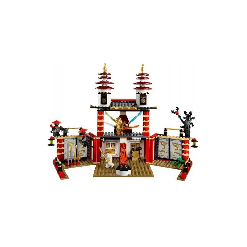 Lego Ninjago 70505 świątynia światła Pan Zabawka