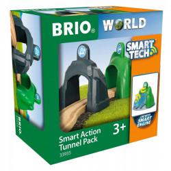 BRIO SMART TECH TUNELE PRĘDKOŚCI 33935