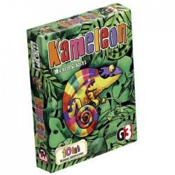 G3 - 4502 - Gra Karciana - Kameleon - Wydanie Jubileuszowe