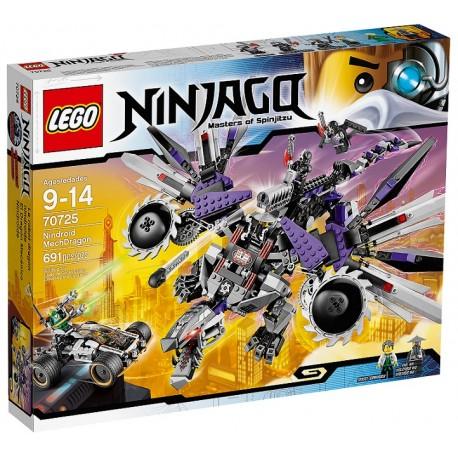 LEGO NINJAGO 70725 Smok Nindroid