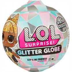 MGA Entertainment L.O.L SURPRISE Seria Winter Disco LALECZKA GLITTER GLOBE 561637