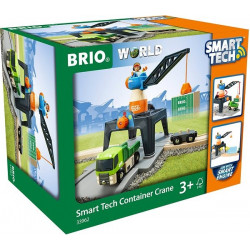 BRIO SMART TECH DŹWIG 33962