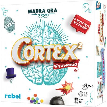 REBEL Mądra Gra CORTEX 2 Wyzwania 2426