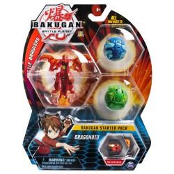 Spin Master BAKUGAN Zestaw Startowy DRAGONOID 6045144