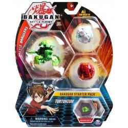 Spin Master BAKUGAN Zestaw Startowy TURTONIUM 6045144