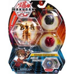Spin Master BAKUGAN Zestaw Startowy AURELUS DRAGONOID 6045144