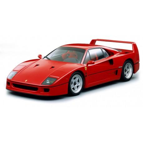 Silverlit - 83666 - Samochód Zdalnie Sterowany - Ferrari F40 - 1:50
