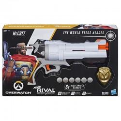 Hasbro NERF RIVAL Overwatch McCree E3121