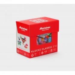MARIOINEX Klocki Mini Classic 210 Elementów 90285