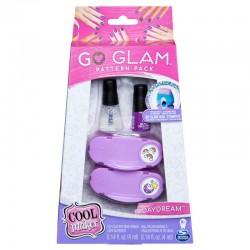 SPIN MASTER Cool Maker Go Glam Zestaw Uzupełniający do Ozdabiania Paznokci 6046865