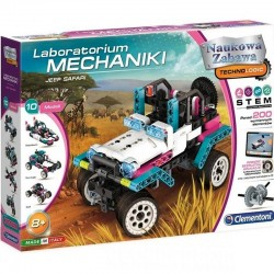 Clementoni Laboratorium Mechaniki JEEP SAFARI 50123