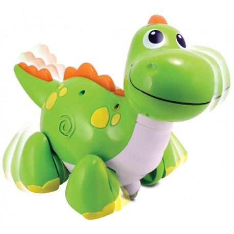 Smily Play - 1141 - Chodzący Dinozaur - Dino na Pilota - Wędrujący Wojtek