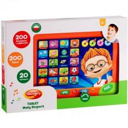 DUMEL Tablet MAŁY EKSPERT 10038