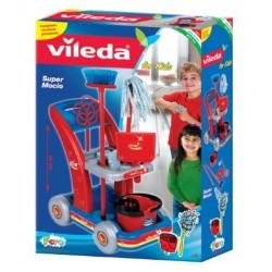 FARO 6770 - Vileda for Kids - WÓZEK DO SPRZĄTANIA