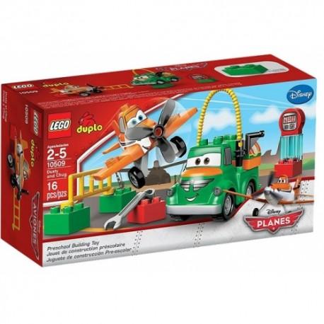 LEGO DUPLO 10509 Dusty i Beka