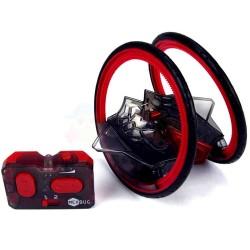 HEXBUG Ring Racer ROBAK STEROWANY NA PILOTA Czarno-Czerwony 409-5766
