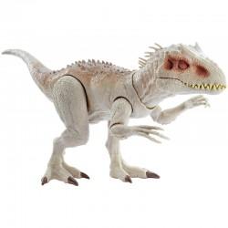 JURASSIC WORLD Interaktywny Dinozaur INDOMINUS REX GCT95