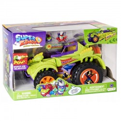 Magic Box Toys SUPER ZINGS Pojazd Monster Roller i Figurki 09888