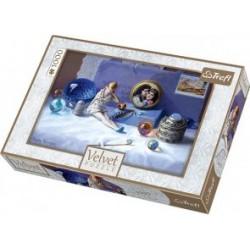 Trefl - 10510 - Puzzle 1000 - Velvet - Bibeloty
