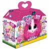 TM TOYS Fur Balls Interaktywny Różowy Zwierzaczek Do Adopcji 638P