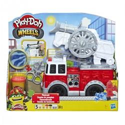 Ciastolina Play-Doh - WÓZ STRAŻY POŻARNEJ. E6103