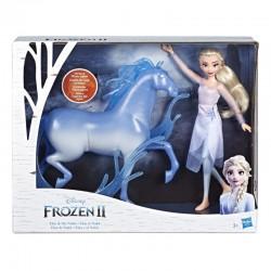 Hasbro Kraina Lodu II FROZEN Elsa i Nokk E5516