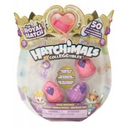 SPIN MASTER Hatchimals Royal Hatch FIOLETOWY PTASZEK i Akcesoria 6047212