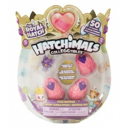 SPIN MASTER Hatchimals Royal Hatch FIOLETOWY KOTEK i Akcesoria 6047212