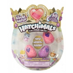 SPIN MASTER Hatchimals Royal Hatch BŁĘKITNY MIŚ i Akcesoria 6047212