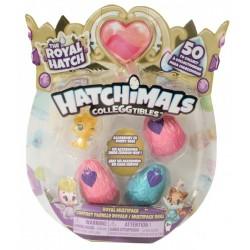SPIN MASTER Hatchimals Royal Hatch ŻÓŁTY KOTEK i Akcesoria 6047212