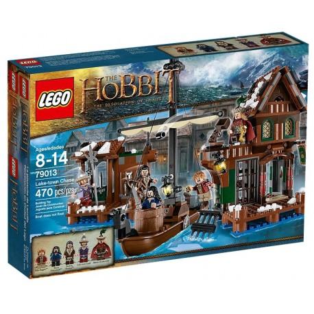 LEGO HOBBIT 79013 Pościg w Mieście na Jeziorze