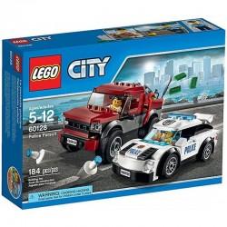 LEGO CITY 60128 Policyjny Pościg NOWOŚĆ 2016